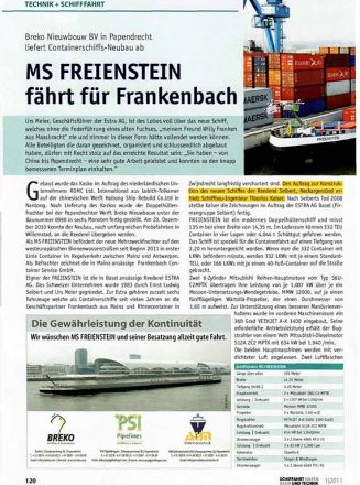 FREIENSTEIN-Schiffahrtundtechnik