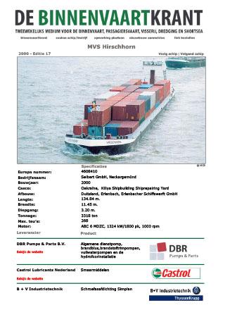 2000.HIRSCHHORN-Binnenvaartkrant.2000