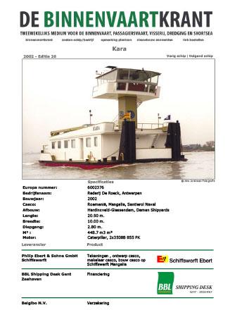 2002.KARA-Binnenvaartkrant2002