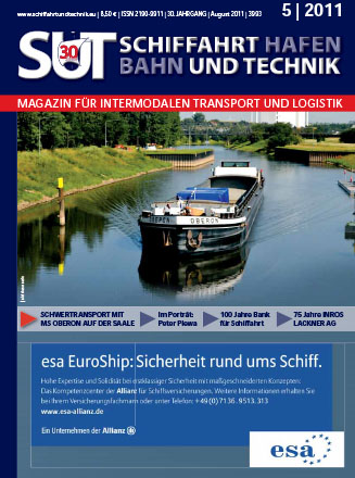 2011.LORENZ KRIEGER Sen.-SchiffahrtundTechnik05.2011